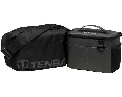 f8ef75bf30cc Tenba BYOB/Packlite 7 Flatpack Bundle